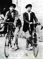 DEP 0024 EXP 292 LIB  Dos jóvenes ciclistas (1956).jpg